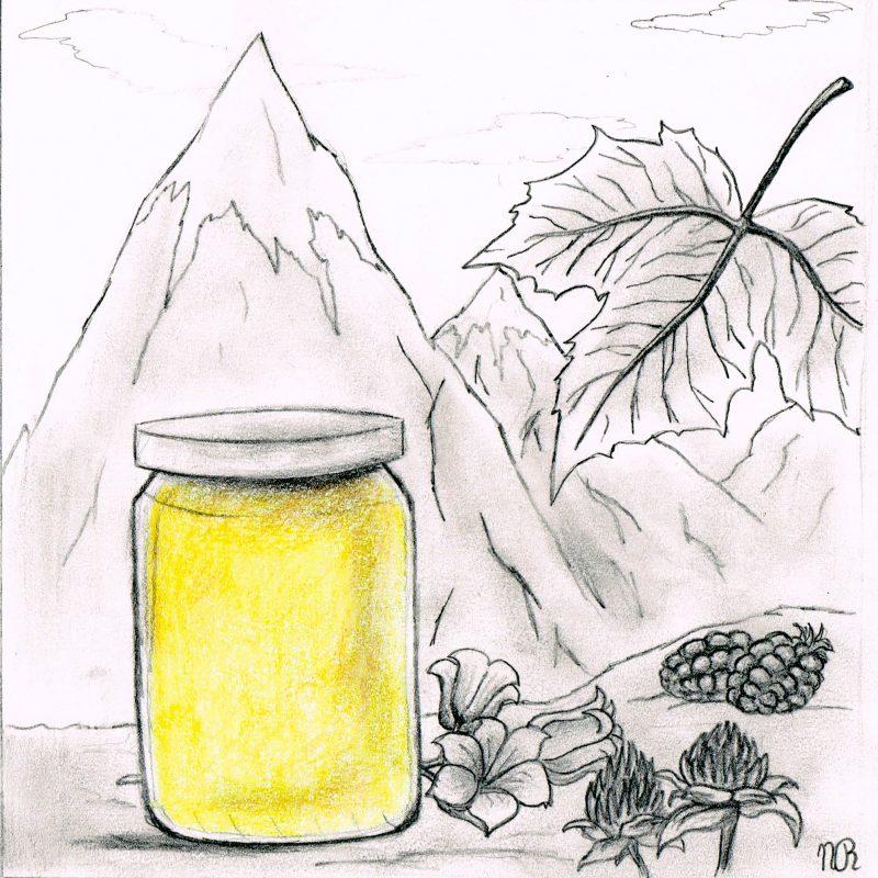miele flora alpina