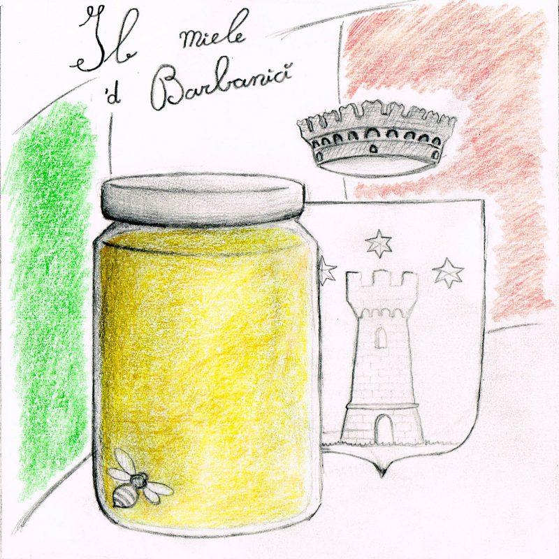 miele millefiori di Barbania